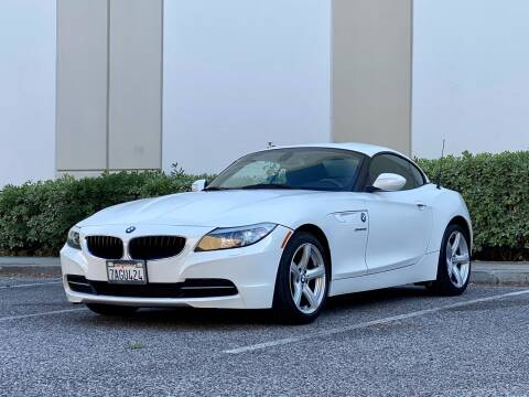 2013 BMW Z4 for sale at Carfornia in San Jose CA