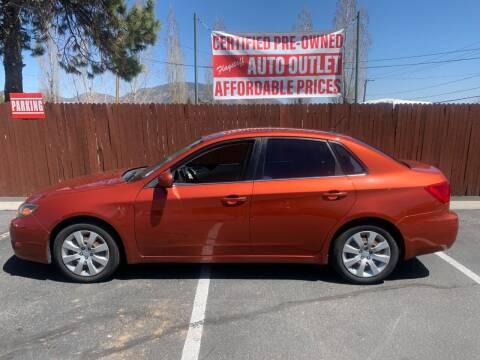 2009 Subaru Impreza for sale at Flagstaff Auto Outlet in Flagstaff AZ