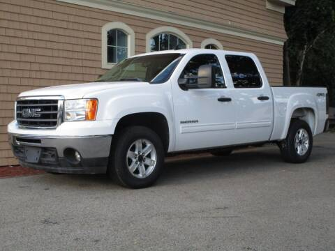 2011 GMC Sierra 1500 for sale at Car and Truck Exchange, Inc. in Rowley MA