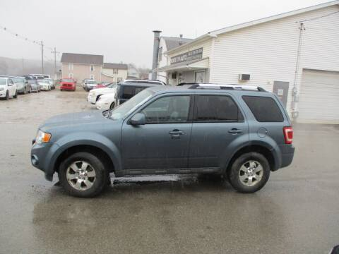 2012 Ford Escape for sale at ROUTE 119 AUTO SALES & SVC in Homer City PA