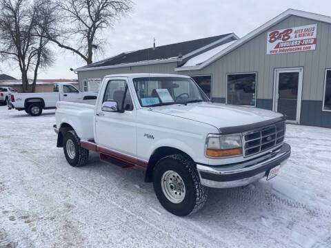 1992 Ford F-150 for sale at B & B Auto Sales in Brookings SD