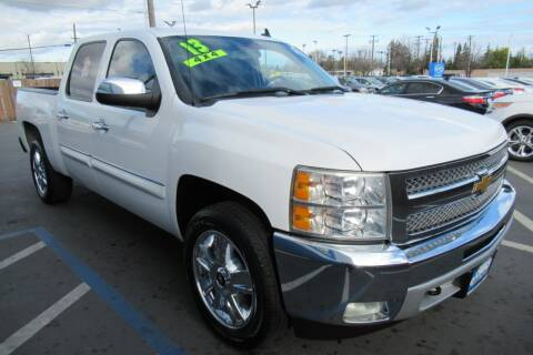 2013 Chevrolet Silverado 1500 for sale at Choice Auto & Truck in Sacramento CA