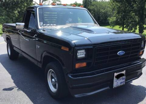 1984 Ford F-150 for sale at Haggle Me Classics in Hobart IN