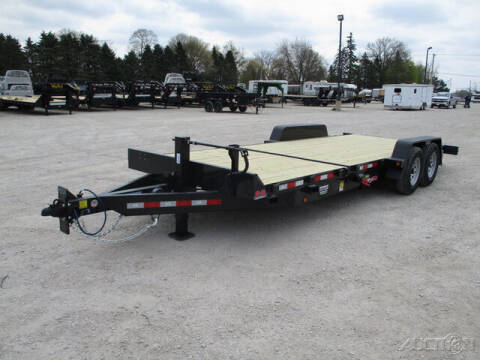 2021 B-B Equipment Tilt TBCT2214ET for sale at Rondo Truck & Trailer in Sycamore IL