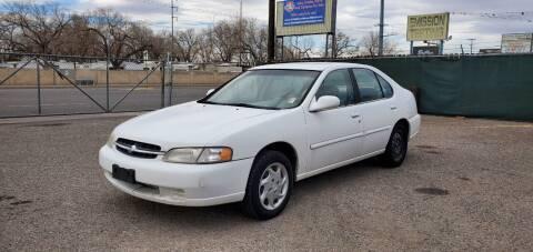 1999 Nissan Altima for sale at One Community Auto LLC in Albuquerque NM
