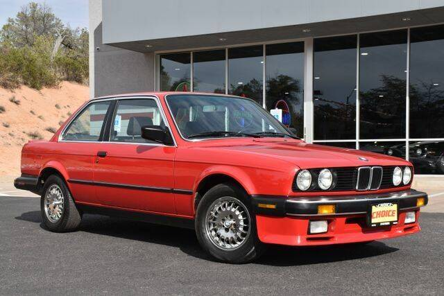 1987 BMW 3 Series for sale at Choice Auto & Truck Sales in Payson AZ