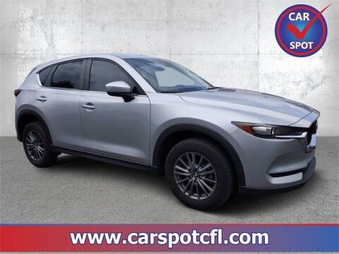 2018 Mazda CX-5 for sale at Car Spot Of Central Florida in Melbourne FL