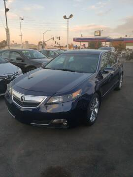 2013 Acura TL for sale at Thomas Auto Sales in Manteca CA