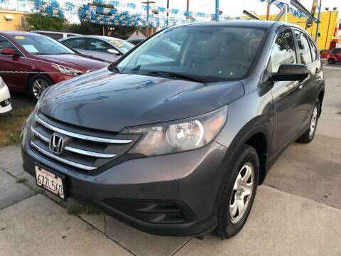 2013 Honda CR-V for sale at Plaza Auto Sales in Los Angeles CA