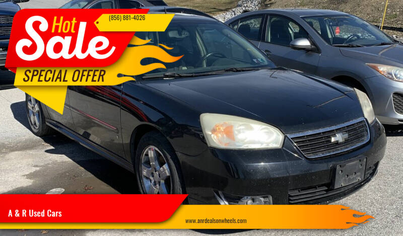 2006 Chevrolet Malibu Maxx for sale at A & R Used Cars in Clayton NJ