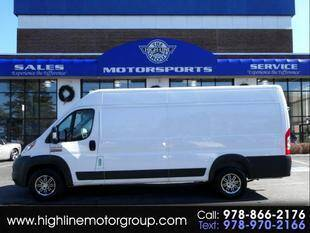 2015 RAM ProMaster Cargo for sale at Highline Group Motorsports in Lowell MA