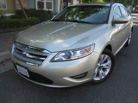 2011 Ford Taurus for sale at PREFERRED MOTOR CARS in Covina CA