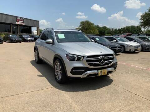 2020 Mercedes-Benz GLE for sale at KIAN MOTORS INC in Plano TX