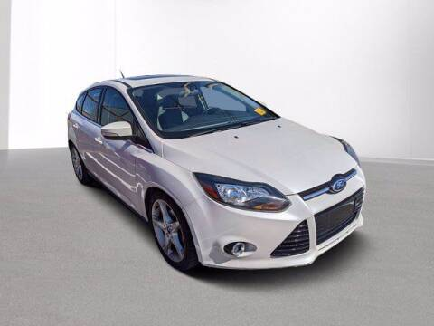 2013 Ford Focus for sale at Jimmys Car Deals at Feldman Chevrolet of Livonia in Livonia MI
