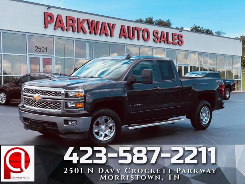 2015 Chevrolet Silverado 1500 for sale at Parkway Auto Sales, Inc. in Morristown TN