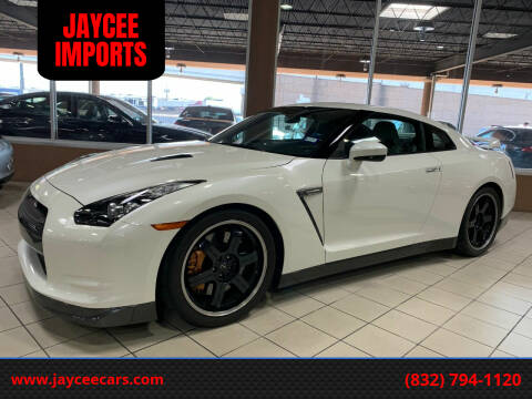 2010 Nissan GT-R for sale at JAYCEE IMPORTS in Houston TX