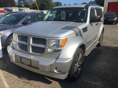 2011 Dodge Nitro for sale at Motuzas Automotive Inc. in Upton MA