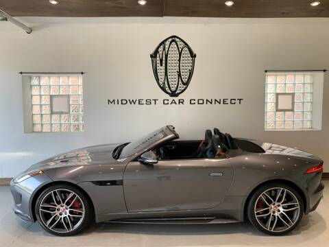 2017 Jaguar F-TYPE for sale at Midwest Car Connect in Villa Park IL