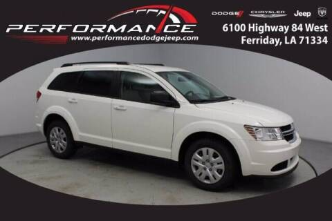 2020 Dodge Journey for sale at Auto Group South - Performance Dodge Chrysler Jeep in Ferriday LA