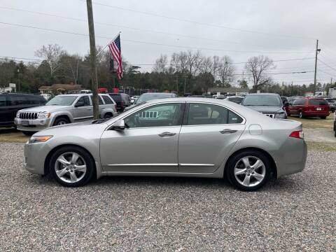 2009 Acura TSX for sale at Joye & Company INC, in Augusta GA
