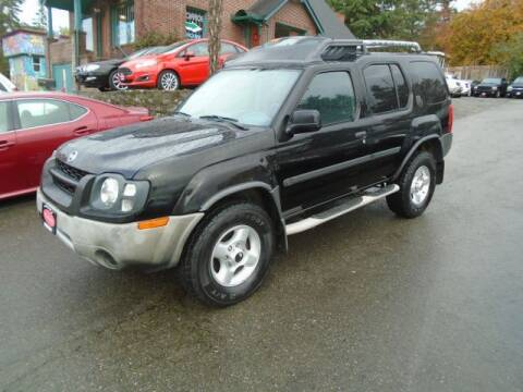 2003 Nissan Xterra for sale at Carsmart in Seattle WA