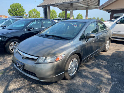 2007 Honda Civic for sale at Atlas Auto in Grand Forks ND