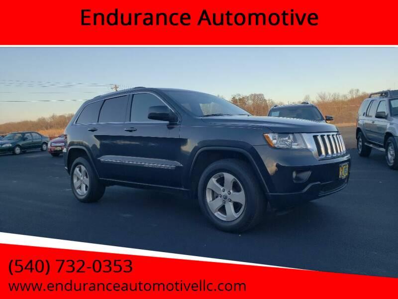 2013 Jeep Grand Cherokee for sale in Locust Grove, VA