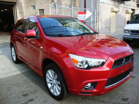 2011 Mitsubishi Outlander Sport for sale at Discount Auto Sales in Passaic NJ