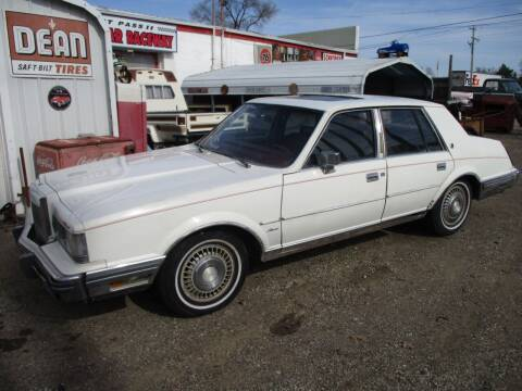 1982 Lincoln Continental for sale at Marshall Motors Classics in Jackson Michigan MI