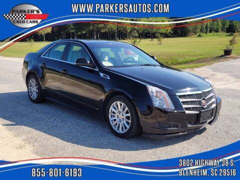 2011 Cadillac CTS for sale at Parker's Used Cars in Blenheim SC