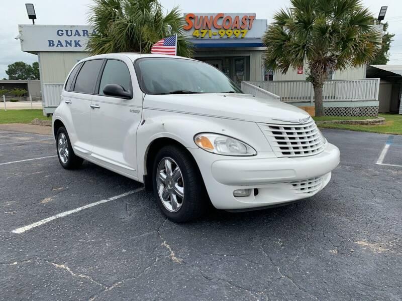 2003 Chrysler PT Cruiser for sale at Sun Coast City Auto Sales in Mobile AL
