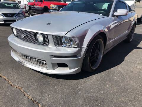 2005 Ford Mustang for sale at DPM Motorcars in Albuquerque NM