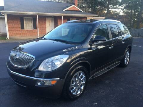 2011 Buick Enclave for sale at Deme Motors in Raleigh NC