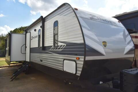 2020 Crossroads Zinger 340RE for sale at Buy Here Pay Here RV in Burleson TX