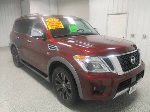 2017 Nissan Armada for sale at LaFleur Auto Sales in North Sioux City SD