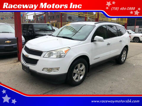 2009 Chevrolet Traverse for sale at Raceway Motors Inc in Brooklyn NY
