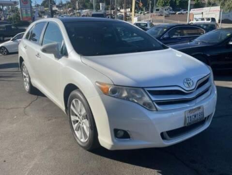 2013 Toyota Venza for sale at CAR CITY SALES in La Crescenta CA