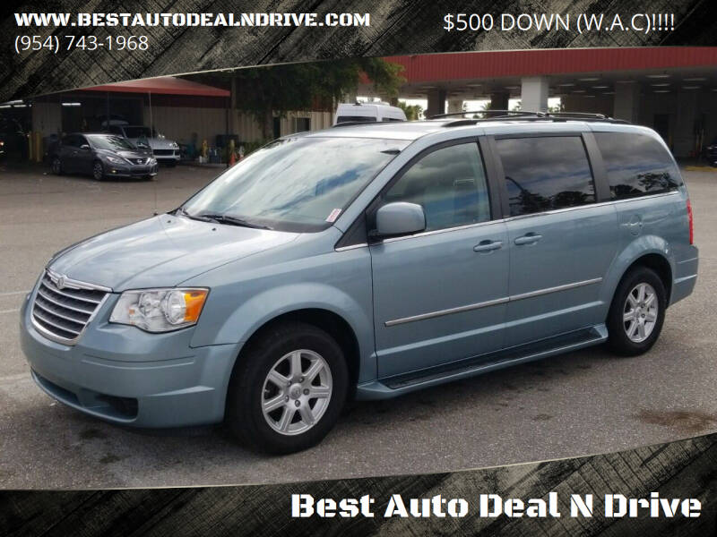 2010 Chrysler Town and Country for sale at Best Auto Deal N Drive in Hollywood FL