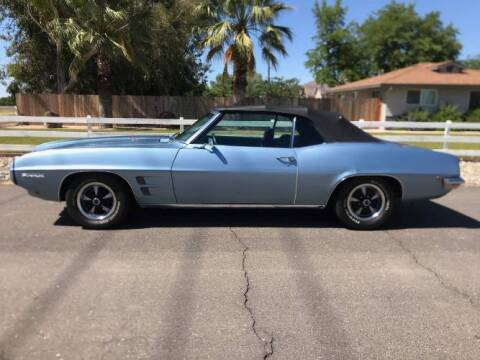 1969 Pontiac Firebird for sale at Classic Car Deals in Cadillac MI