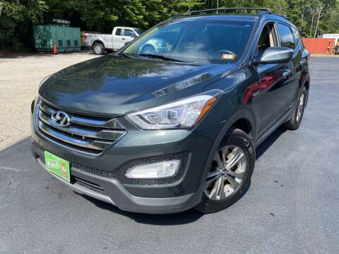2014 Hyundai Santa Fe Sport for sale at Granite Auto Sales in Spofford NH