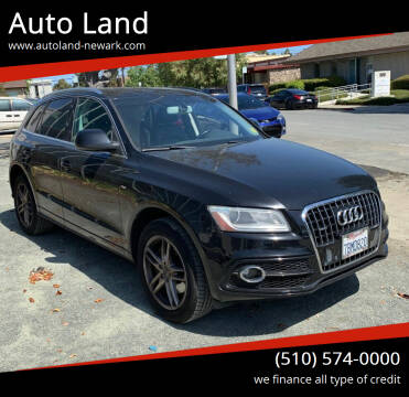 2013 Audi Q5 for sale at Auto Land in Newark CA