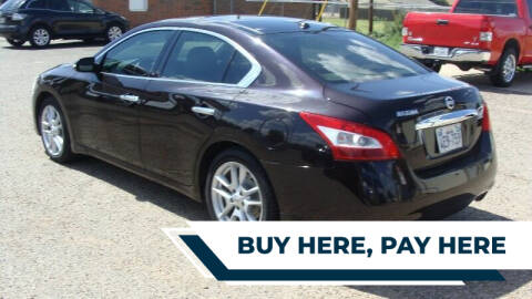 2006 Nissan Maxima for sale at Chuck Spaugh Auto Sales in Lubbock TX