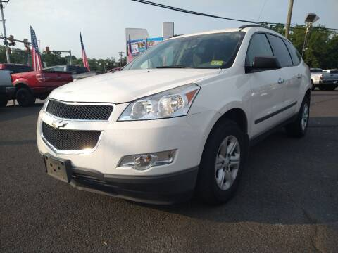 2012 Chevrolet Traverse for sale at P J McCafferty Inc in Langhorne PA