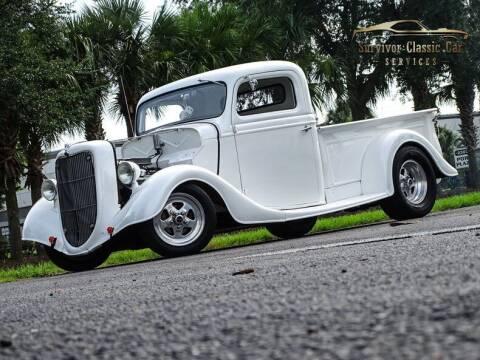 1936 Ford F-100 for sale at SURVIVOR CLASSIC CAR SERVICES in Palmetto FL