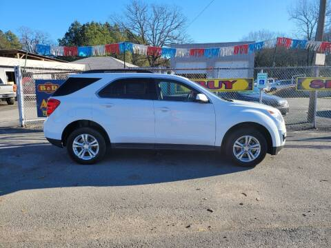2015 Chevrolet Equinox for sale at B & R Auto Sales in N Little Rock AR