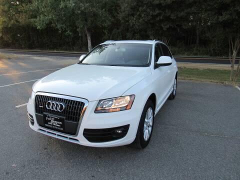 2012 Audi Q5 for sale at Pristine Auto Sales in Monroe NC