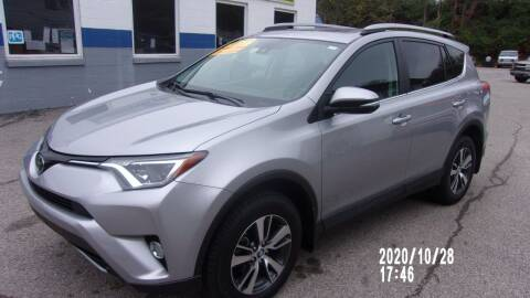 2017 Toyota RAV4 for sale at Allen's Pre-Owned Autos in Pennsboro WV