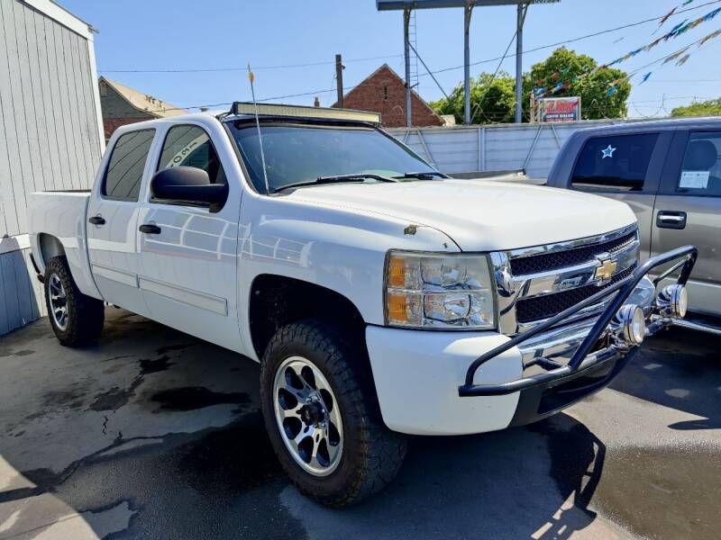 2011 Chevrolet Silverado 1500 for sale at Rey's Auto Sales in Stockton CA