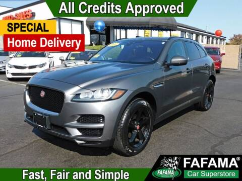 2017 Jaguar F-PACE for sale at FAFAMA AUTO SALES Inc in Milford MA