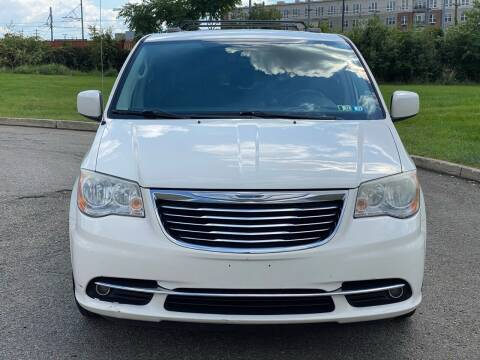 2013 Chrysler Town and Country for sale at Pristine Auto Group in Bloomfield NJ